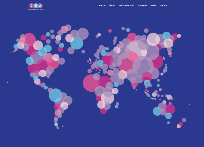 Global Psoriasis Atlas