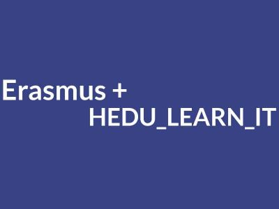 HEDU_LEARN_IT / Erasmus +